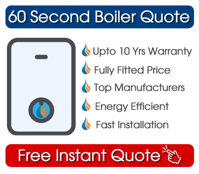 get a 60 second quote for a new boiler